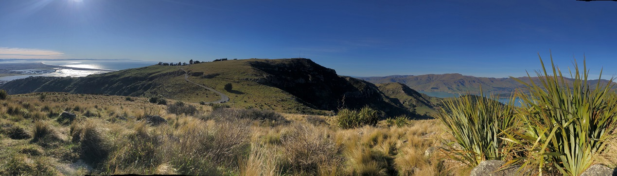 Port Hills Panorama (reduced)